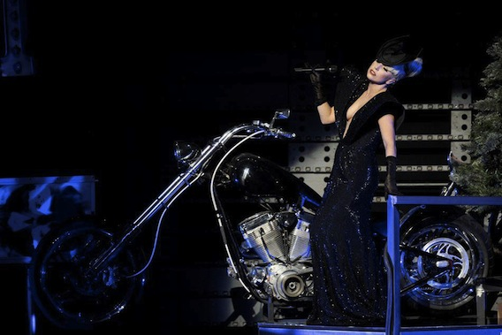 LISTEN: Lady Gaga's Newest Song Leaked From Concert, 'Princess Die'