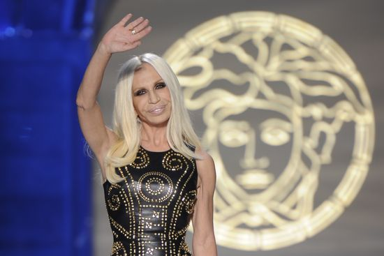 Quote of the Day: Beauty Tips Courtesy of Donatella Versace