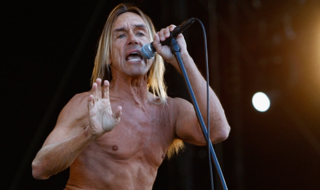 Iggy Pop Wishes He'd Had More Sex