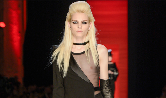 Pic of the Day: Jean Paul Gaultier Still Loves Andrej Pejic