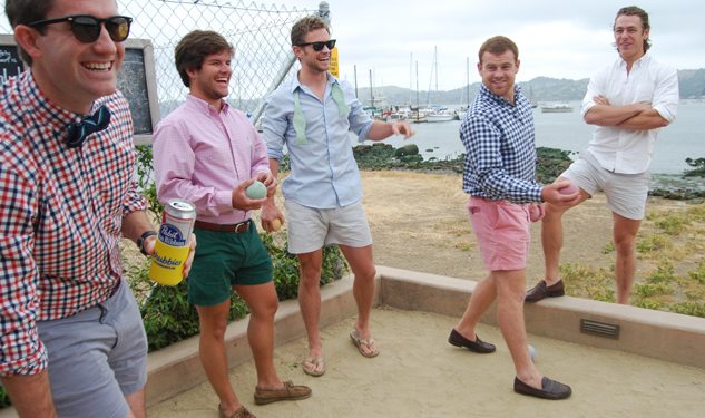 Interview: The Designers of Chubbies Shorts