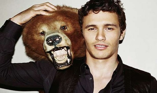 Franco-phile: James Franco to Collaborate on 'Homo-Sex-Art-Film'