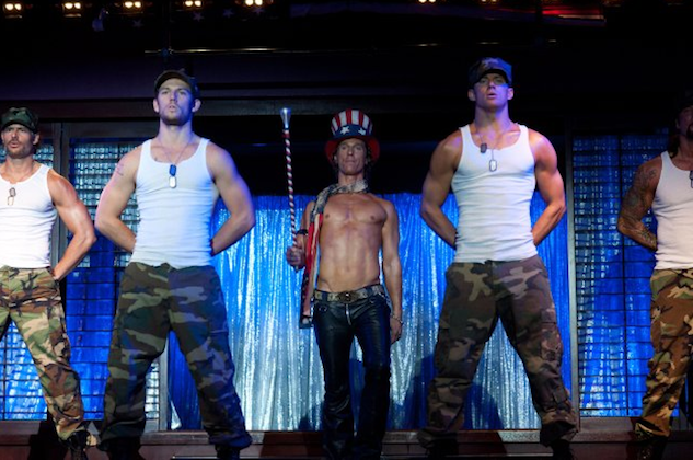 Magic Mike: The Sequel?