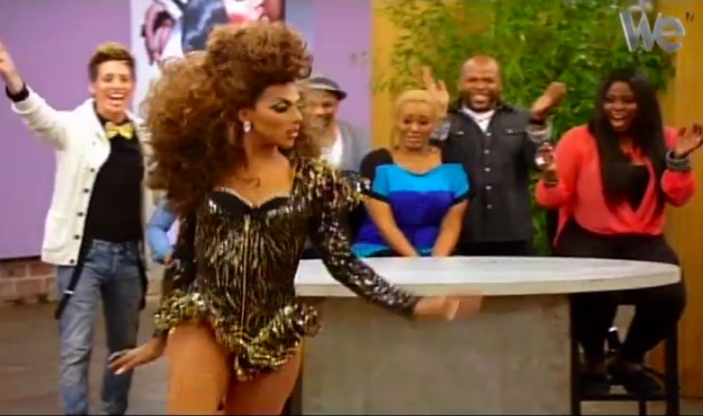 EXCLUSIVE: See Shangela & Sonique on 'L.A. Hair'
