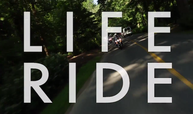 Kiehl's LifeRide Wraps Up in DC