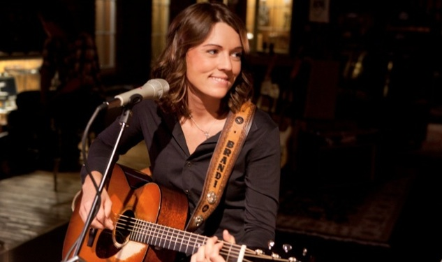 EXCLUSIVE: Brandi Carlile Performs 'Looking Out' Live