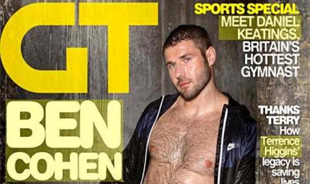 Ben Cohen Takes It Off (Again)