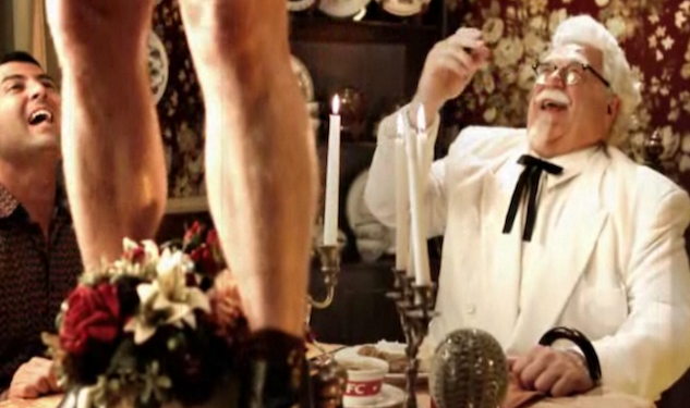 WATCH: John Goodman in KFC's Pro-Gay Ad