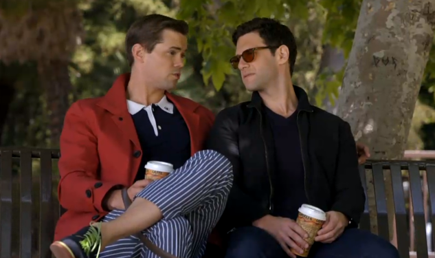 Catching Up With Andrew Rannells