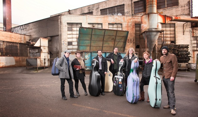 Portland Cello Project Wows at City Winery