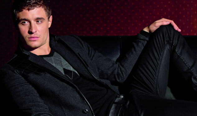 Interview: Actor Max Irons, Star of Macy's INC Fall 2012 Campaign