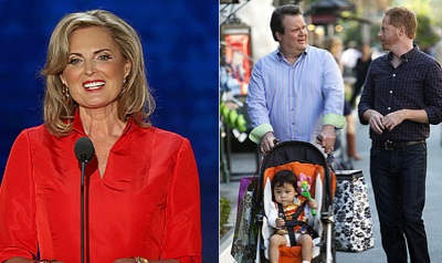 Ann Romney on 'Modern Family'?