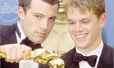 Ben Affleck Admits Matt Damon Is Better at Kissing Men