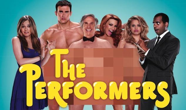 First Look: 'The Performers' Shows Us Some Skin