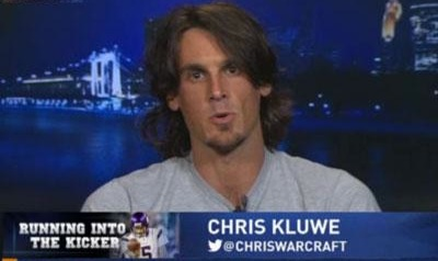 WATCH: Chris Kluwe Discuss his Pro-Gay Letter