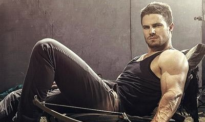 WATCH: Sexy Stephen Amell in 'Arrow' Trailer