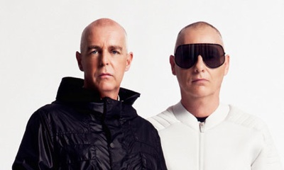 Pet Shop Boys Working on Alan Turing Project