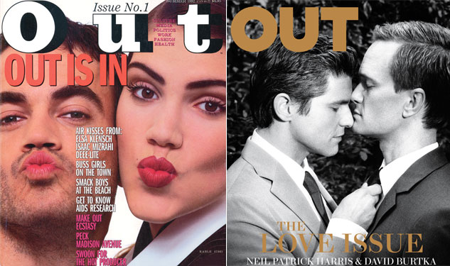 The Morning After the Night Before: Out Celebrates 20 Years