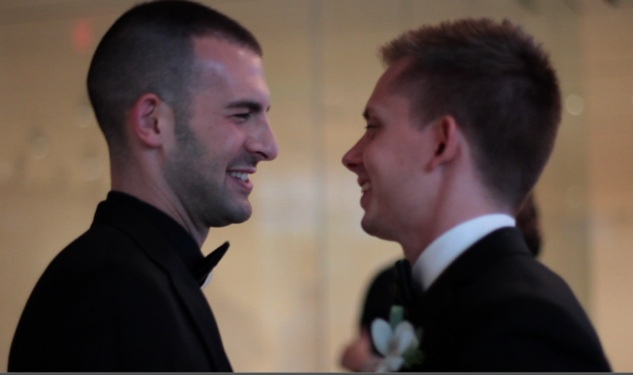 WATCH: 'Pride & Groom' on Here TV