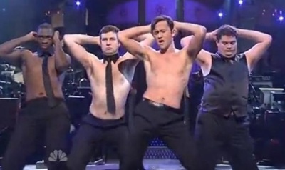 WATCH: Joseph Gordon-Levitt's 'Magic Mike' Striptease