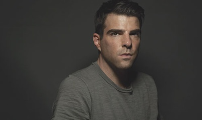 EXCLUSIVE: Zachary Quinto Photos