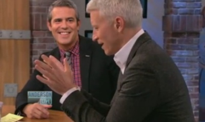 Anderson Cooper: 'Gay Announcement Was No Ratings Ploy'