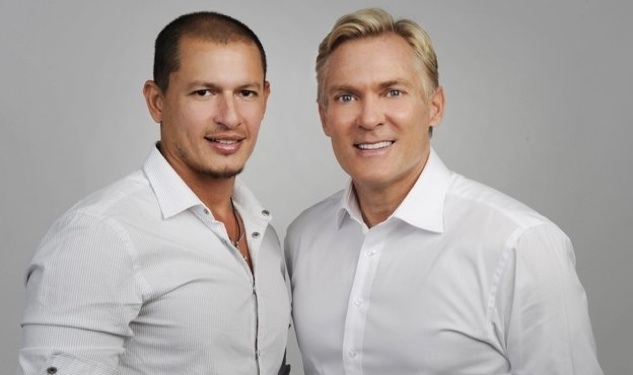 Sam Champion Officially Comes Out With News of His Engagement
