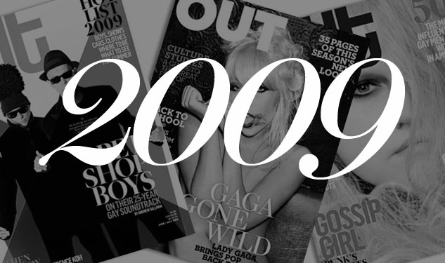 Out 20th Playlist: 2009