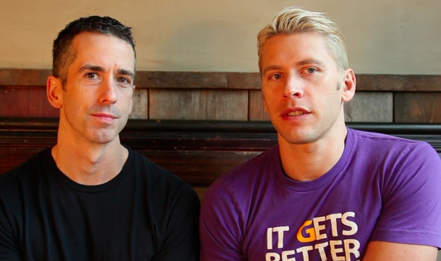 Dan Savage hosts MTV's second 'It Gets Better' Special