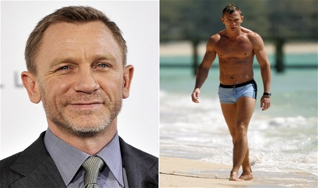 49ec546640 How Much Would You Pay to Get in Daniel Craig's Swimsuit?