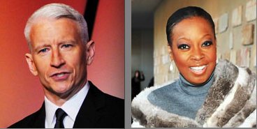 Anderson Cooper Doesn't Want a Star Jones Feud