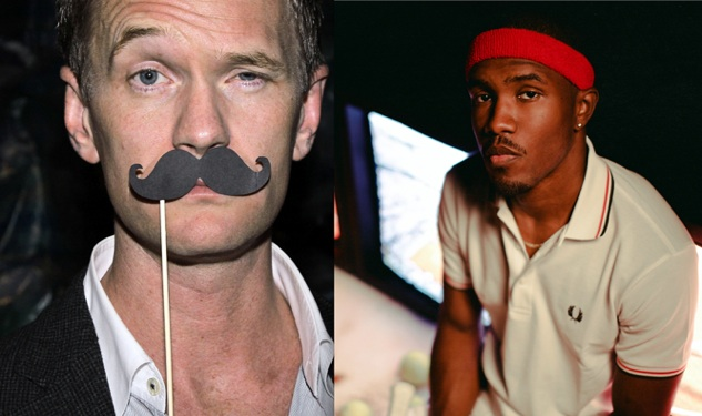 Neil Patrick Harris, Frank Ocean in List of Top 49 Most Influential Men
