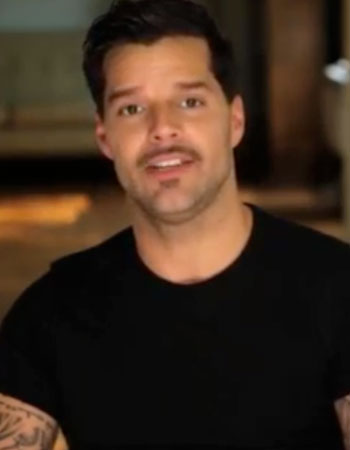 Ricky Martin Wants You to Vote for Obama