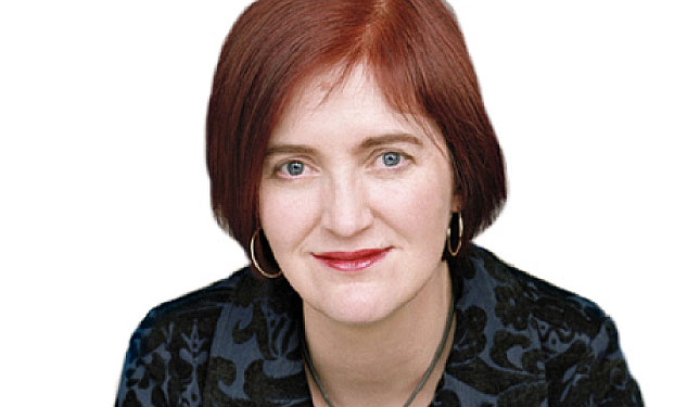 Catching Up With Emma Donoghue