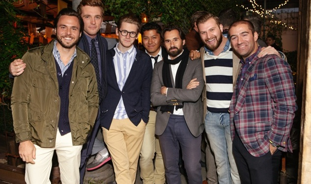 Inspiration Behind GANT Rugger's Team Americano