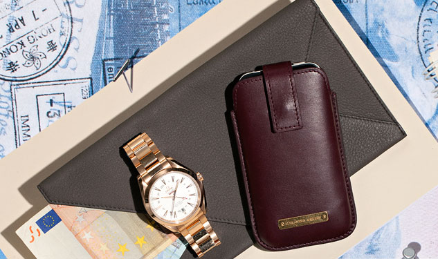 Gentlemanly Pursuits: The Jetsetter