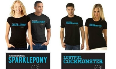 Wear Chris Kluwe's Lustful T-Shirts