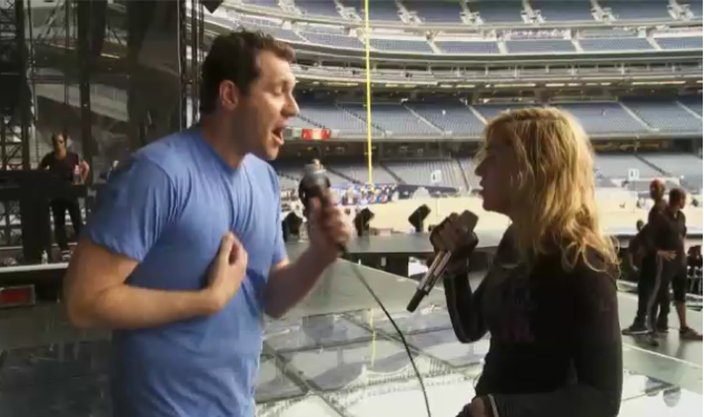 WATCH: Billy Eichner on the 2012 Presidential Election and MADONNA!