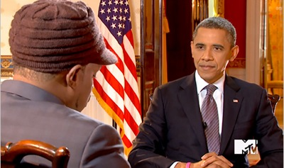 President Obama Tells MTV That Supreme Court Will Strike Down DOMA