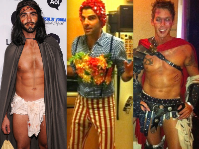 the 20 best gay celebrity halloween costumes