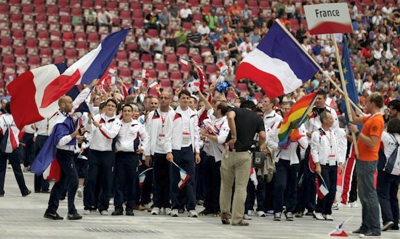 French Prime Minister Endorses Gay Games Bid