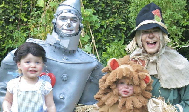 A Hollywood Halloween: NPH, Ellen, Gaga, Adam Lambert, and more!