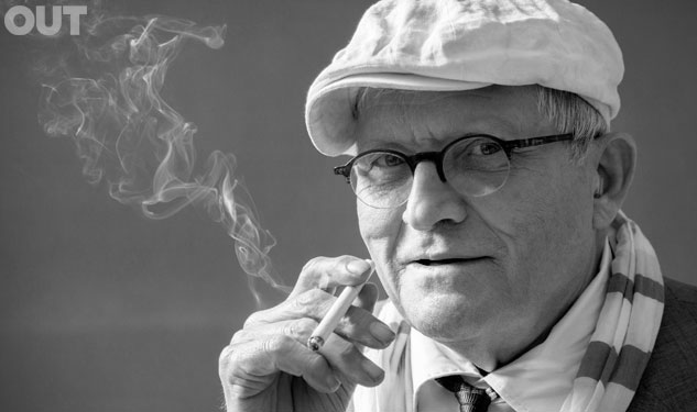 Out100: David Hockney