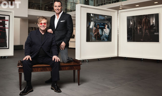 Out100: Elton John & David Furnish