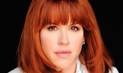 Catching Up With Molly Ringwald