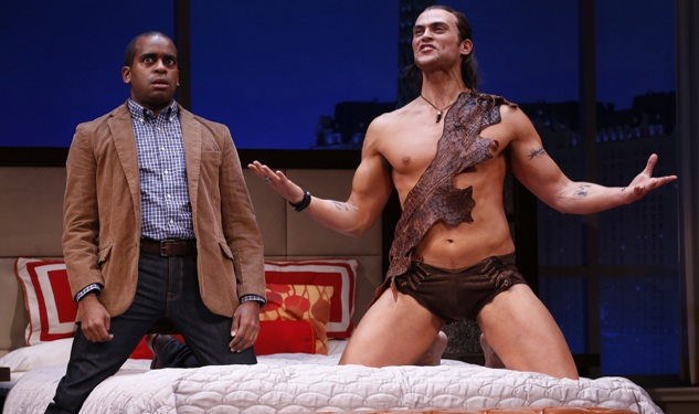 First Look: Cheyenne Jackson in 'The Performers'
