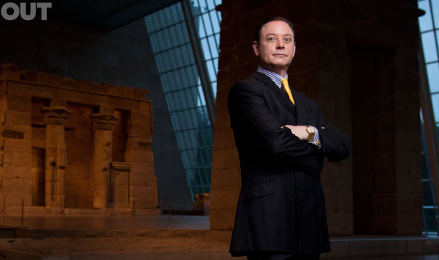 Out100: Andrew Solomon