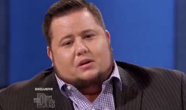 WATCH: Chaz Bono Says He Was Forced to Diet as a Child