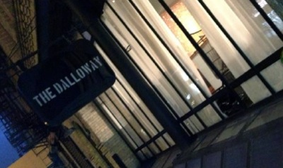 Kim Stolz Opens New Hotspot, The Dalloway