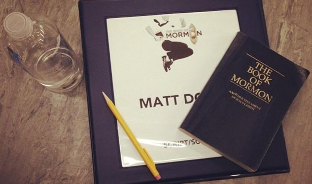 Matt Doyle Tapped to Star in 'Book of Mormon'